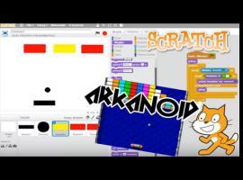 Jak stworzyć retro grę - Arkanoid w programie Scratch