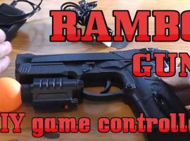 Jak zrobić pistolet do gier PC - game controller