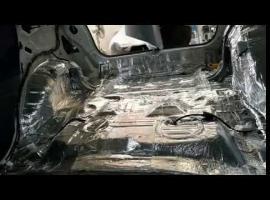 Jak wyciszyć samochód - montaż wyciszenia w aucie