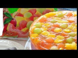 Jak zrobić sernik na szybko - z owocami i galaretką