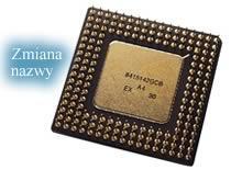 Jak zmienić nazwę procesora w komputerze