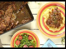 Jak przygotować wyjątkowe danie - karkówka długo pieczona