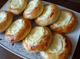 Jak zrobić drożdżówki z serem - jak ze szkoły