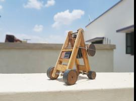Jak zrobić jeżdżącego robota prostym sposobem