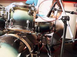 Jak nagrywać perkusję - TRACK odc.2 (IP STUDIO studio muzyczne)