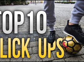 Jak podbijać piłkę - 10 przeróżnych sposobów