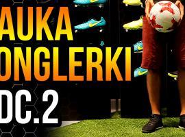 Jak nauczyć się żonglerki piłką #2