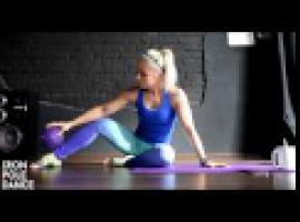 Jak szybko wzmocnić mięśnie brzucha - sekret poledancerek