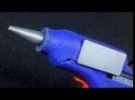Jak wykonać 3 super sztuczki z pistoletem na klej na gorąco