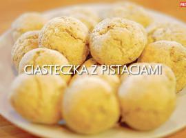 Jak zrobić ciasteczka z pistacjami