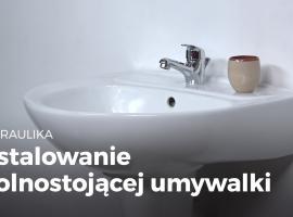 Jak zamontować umywalkę wolnostojącą w łazience