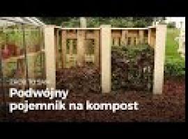Jak zbudować podwójny pojemnik na kompost