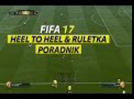 Jak wykonać ruletkę i heel to heel w FIFA 17