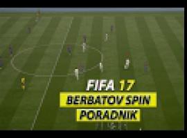 Jak wykonać Berbatov Spin w FIFA 17