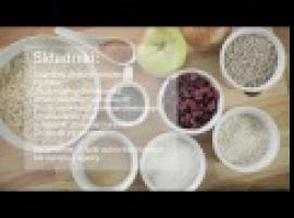 Jak zrobić domową granolę?