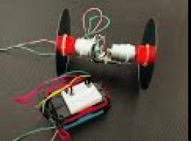 Jak zrobić sterowanego zdalnie robota w bardzo prosty sposób