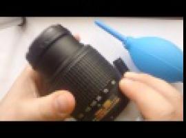 Jak wyczyścić obiektyw aparatu