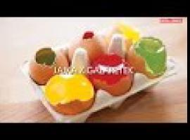 Jak zrobić jajka z galaretek