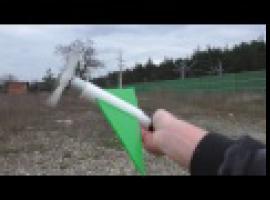 Jak zrobić latającą zabawkę na sznurku
