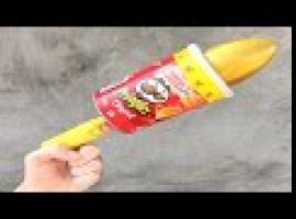 Jak wykorzystać opakowania po Pringlesach na 3 fajne sposoby