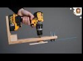 Jak zbudować elektryczną piłę z wkrętarki