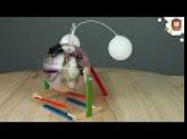 Jak zrobić chodzącego robota w prosty sposób