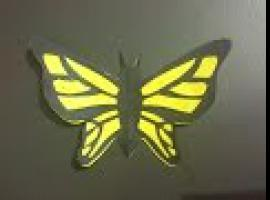 Jak zrobić pięknego motyla z papieru