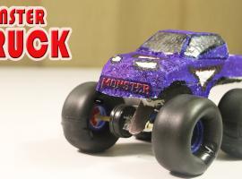 Jak zbudować zdalnie sterowanego Monster Trucka
