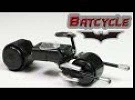 Jak zbudować motocykl batmana - zabawki DIY
