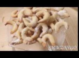 Jak zrobić chrupiące rogaliki migdałowe
