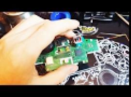 Jak naprawić pada od PS4 - bieganie się zacina