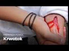 Jak udzielić pomocy osobie która ma krwotok