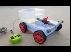 Jak zbudować robota czyszczącego podłogi
