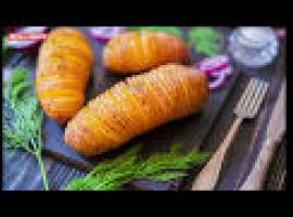 Jak zrobić coś prostego i pysznego - ziemniaki Hasselback