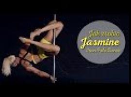 Jak nauczyć się figury Jasmine w Pole Dance