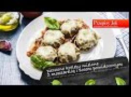 Jak zrobić dobry obiad - mielone z mozzarellą i sosem