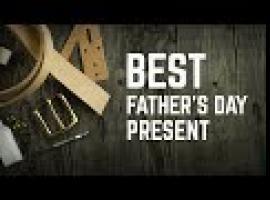 Jak przygotować prezent dla ojca - skórzany pasek DIY
