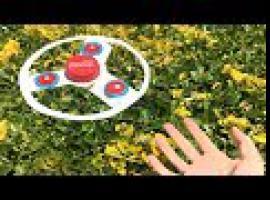 Jak zrobić latającego fidget spinnera
