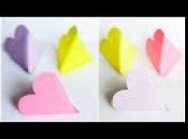 Jak zrobić pudełko na słodycze w kształcie serca