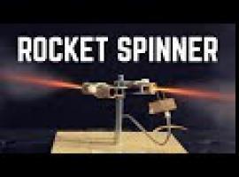 Jak zrobić rakietowego fidget spinnera