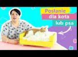 Jak zrobić legowisko ze skrzynki dla kota lub psa