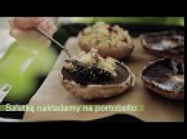 Jak zrobić faszerowane pieczarki portobello
