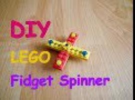 Jak zrobić prosty Fidget Spinner z Lego