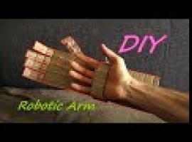 Jak zrobić ramię robota