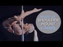 Jak wykonać shoulder mount w pole dance