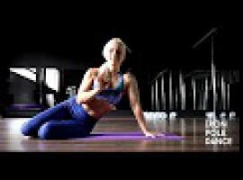 Jak wzmocnić brzuch - trening pod Pole Dance