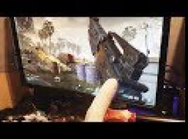 Jak naprawić pada od PS4 - uszkodzona łopatka i analogi