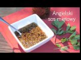 Jak przygotować angielski sos miętowy
