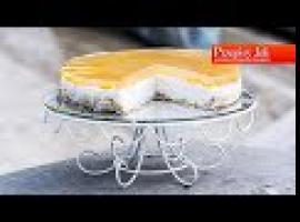Jak zrobić ciasto Ice Tea brzoskwiniowe