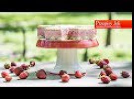 Jak zrobić ciasto bez pieczenia - truskawkowy obłoczek